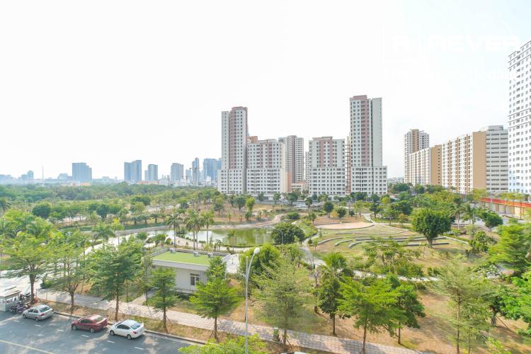 View căn hộ NEW CITY THỦ THIÊM Căn hộ New City Thủ Thiêm 2 phòng ngủ tầng thấp tháp BB đầy đủ nội thất