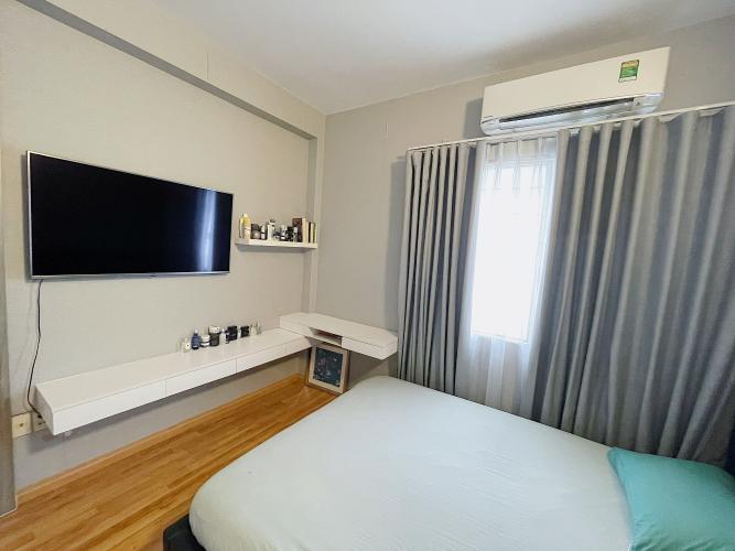 Phòng ngủ chung cư Phan Xích Long, Phú Nhuận Căn hộ chung cư Phan Xích Long hướng Tây Bắc, đầy đủ nội thất.
