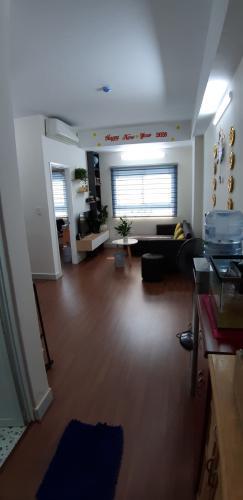 Căn hộ chung cư 35 Hồ Học Lãm tầng trung, đầy đủ nội thất.