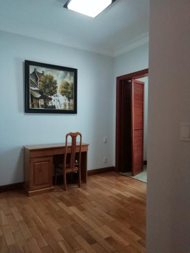 Phòng ngủ The Manor Quận Bình Thạnh Căn hộ The Manor tầng trung, hướng Đông Bắc.