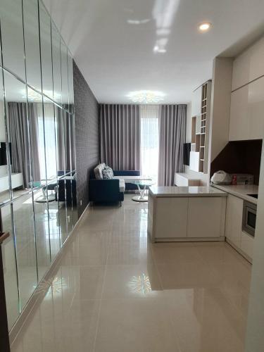 Phòng khách căn hộ Sunrise Riverside Căn hộ Sunrise Riverside tầng cao, đầy đủ nội thất