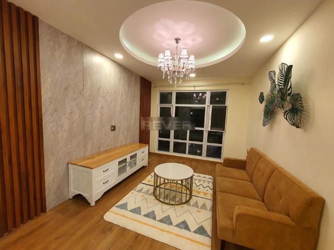 Căn hộ Happy Valley tầng thấp, đầy đủ nội thất hiện đại