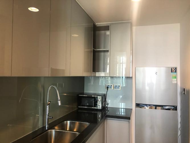 Phòng bếp căn hộ D1 Mension Căn hộ D1 Mension đầy đủ nội thất tiện nghi, view nội khu yên tĩnh.