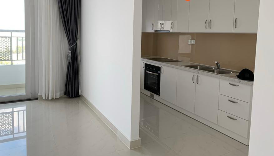 Căn hộ Saigon Mia tầng 12 cửa hướng Tây Bắc, nội thất cơ bản.