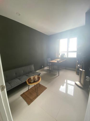 Phòng khách căn hộ Topaz Elite, Quận 8 Căn hộ Topaz Elite tầng cao đầy đủ nội thất, hướng Đông Bắc.