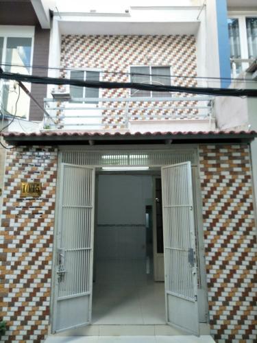 Nhà phố hẻm đường Âu Dương Lân cách mặt tiền vài căn nhà, đầy đủ tiện ích.