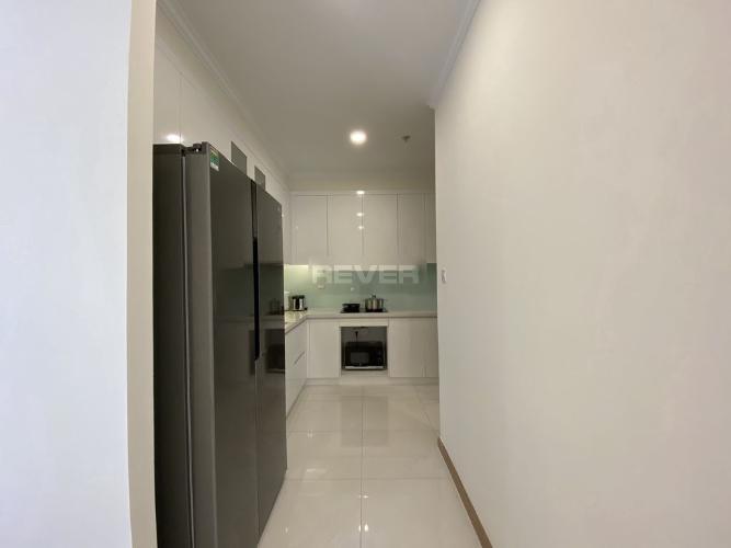Phòng bếp , Căn hộ Vinhomes Central Park , Quận Bình Thạnh Căn hộ tầng 27 Vinhomes Central Park gồm 3 phòng ngủ, đầy đủ nội thất.