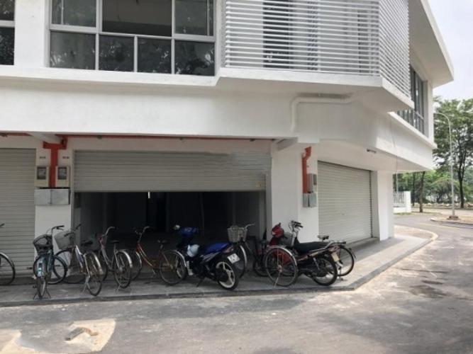 Bên ngoài Celadon City, Tân Phú Shophouse Celadon City hướng Tây Bắc, diện tích 145.1m2.
