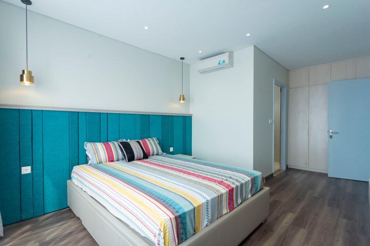 Phòng ngủ Vista Verde Quận 2 Căn hộ Vista Verde tầng cao, view thành phố.
