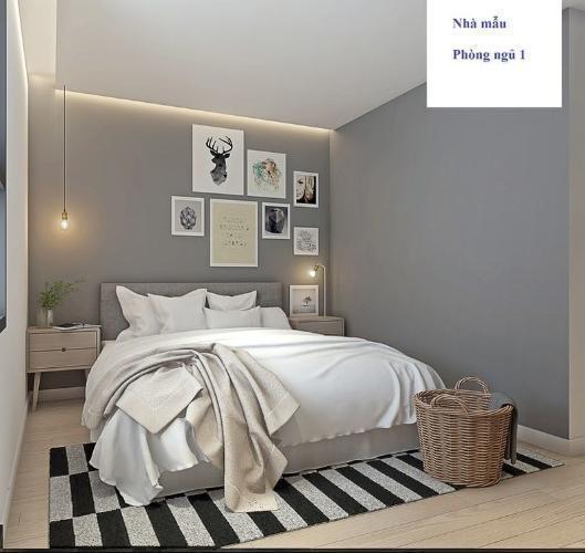 Nhà mẫu căn hộ Citi Esto, Quận 2 Căn hộ tầng 9 Citi Esto ban công rộng rãi thoáng mát, nội thất cơ bản.