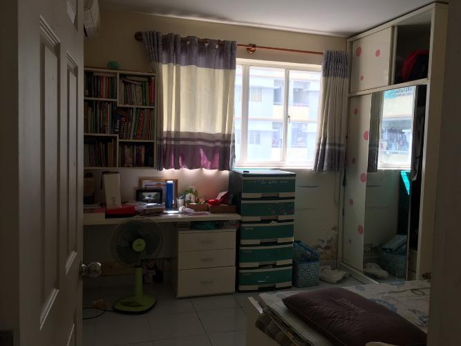 Phòng ngủ chung cư Lê Thành, Bình Tân Căn hộ chung cư Lê Thành nội thất đầy đủ, hướng Đông Nam.