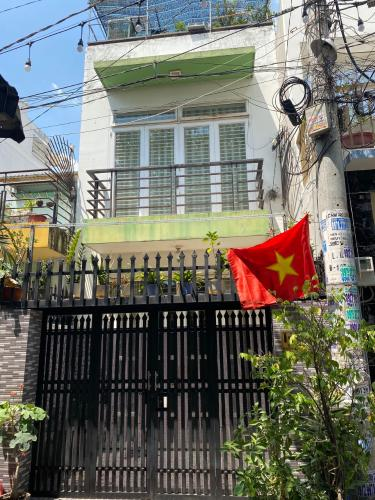 Nhà phố hẻm rộng 6m đường Số 8 diện tích 51.8m2, gần Aeon Tân Phú.
