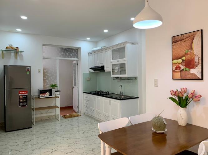 Phòng bếp Sky Garden 3 Căn hộ tầng 6 Sky Garden 3 nội thất đầy đủ hiện đại