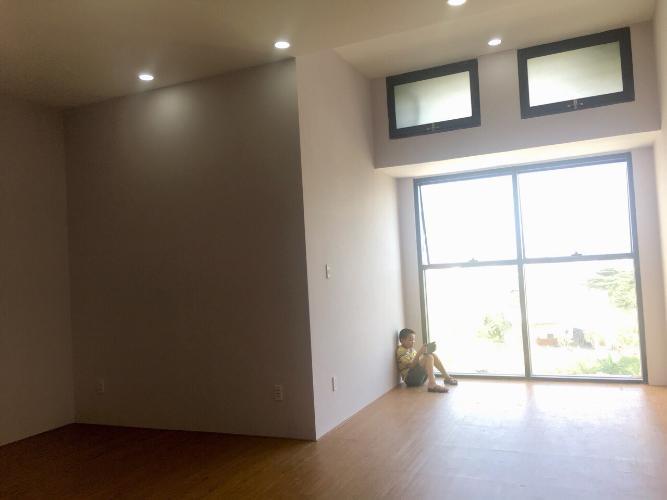 phòng khách Bán và cho thuê Officetel The Sun Avenue thuộc tầng thấp,  1 phòng ngủ, diện tích 53m2, nội thất cơ bản
