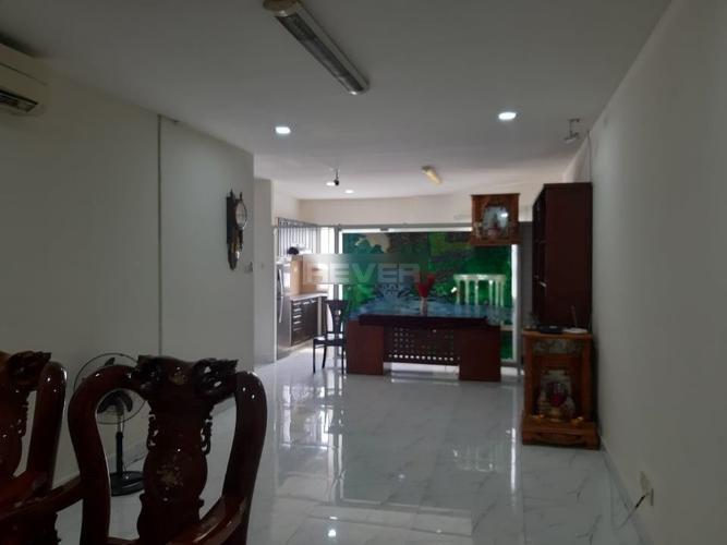 Không gian căn hộ An Phú Apartment, Quận 6 Căn hộ An Phú Apartment có 2 phòng ngủ đón view thành phố tuyệt đẹp.