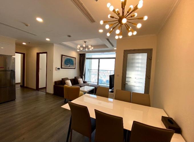 Căn hộ Vinhomes Central Park, Quận Bình Thạnh Căn hộ VInhomes Central Park tầng 4 thiết kế sang trọng, đầy đủ nội thất.