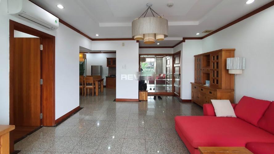 Căn hộ Hoàng Anh River View có 4 phòng ngủ, đầy đủ nội thất.