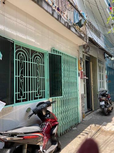 Nhà phố đường Phan Anh diện tích 32.2m2, khu dân cư hiện hữu.