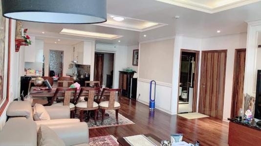 Bán căn hộ tầng cao Lemon Luxury Apartment, đầy đủ nội thất, căn góc.