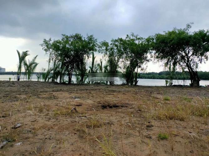 Đất nền mặt tiền sông Tắc thoáng đãng, sổ hồng đầy đủ.