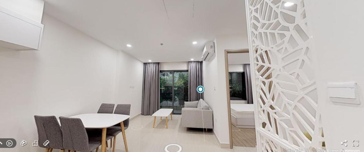 Phòng khách căn hộ Vinhomes Grand Park Bán căn hộ tầng thấp Vinhomes Grand Park, thiết kế hiện đại, tiện ích bậc nhất, vị trí thuận lợi.