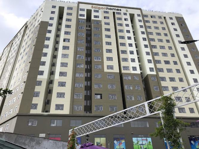 Căn hộ Saigon Homes, Quận Bình Tân Căn hộ tầng 12 Saigon Homes hướng Tây Bắc, đầy đủ nội thất.