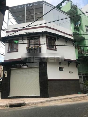 Mặt tiền nhà phố Quận Tân Phú Nhà phố có 2 mặt tiền kinh doanh đường Lê Quang Chiểu, kết cấu 3 tầng.