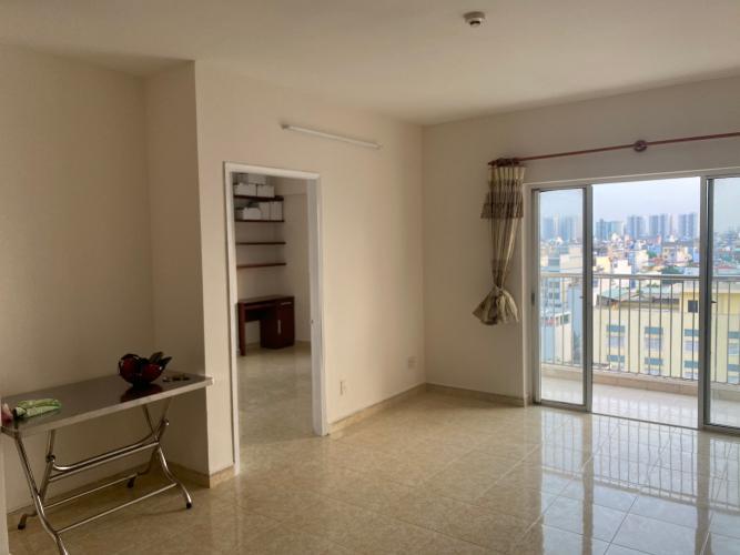 Căn hộ Kim Hồng Fortuna tầng 8 view thành phố, nội thất cơ bản.