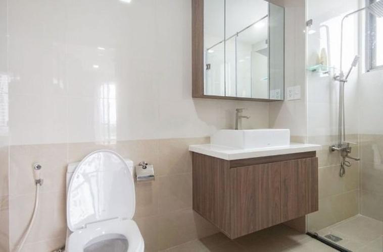 Toilet Happy Residence, Quận 7 Căn hộ Happy Residence đầy đủ nội thất tiện nghi, view thành phố.