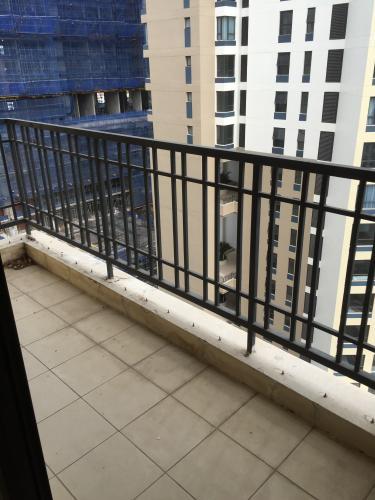 Không gian căn hộ Cantavil An Phú, Quận 2 Căn hộ tầng 12 Cantavil An Phú cửa chính hướng Tây Bắc, đầy đủ nội thất.