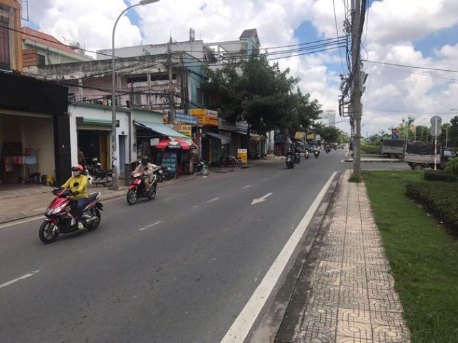 ĐƯờng hẻm nhà phố Quận Gò Vấp Nhà phố mặt tiền đường Tân Sơn Q.Gò Vấp hướng diện tích đất 59.8m2.