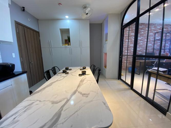 Phòng bếp căn hộ Topaz Elite, Quận 8 Căn hộ Topaz Elite tầng cao đầy đủ nội thất, hướng Đông Bắc.