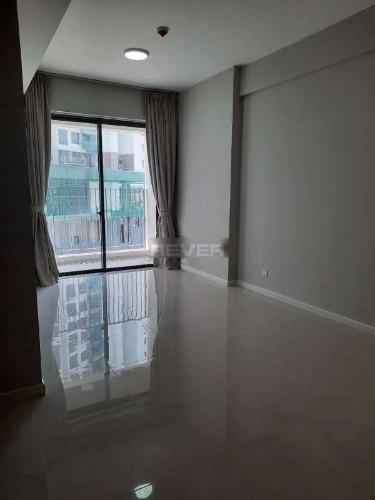 Căn hộ tầng 9 Masteri An Phú có 2 phòng ngủ, không có nội thất.