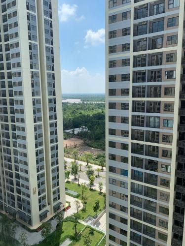 View từ căn hộ Vinhomes Grand Park Bán căn hộ Vinhomes Grand Park nội thất cơ bản, view thành phố.