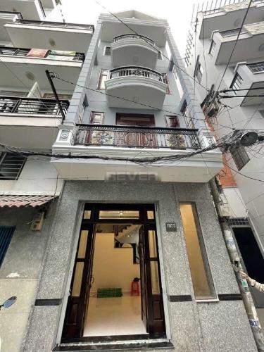 Nhà phố hẻm rộng 7m đổ nhựa đường Huỳnh Văn Bánh, có sổ hồng riêng.