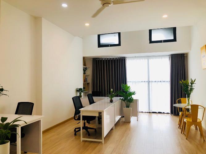 Căn hộ Officetel The Sun Avenue nội thất cơ bản,  view đón gió.