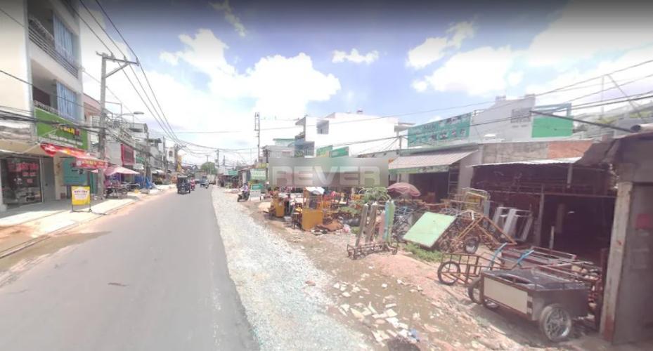 Mặt bằng kinh doanh Quận Tân Bình Mặt bằng kinh doanh đường Phạm Văn Bạch rộng 16m, kết cấu 1 trệt 1 lửng.