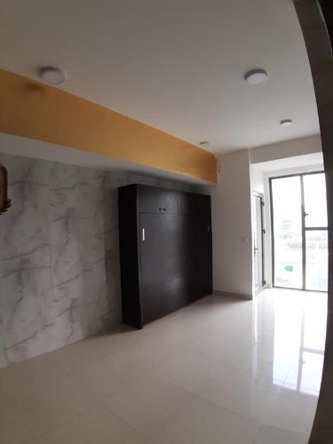 Căn hộ The Tresor tầng thấp, nội thất đầy đủ, thiết kế hiện đại.