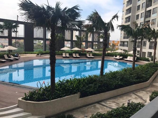 Tiện ích căn hộ Masteri Thảo Điền, Quận 2 Căn hộ Duplex Masteri Thảo Điền nội thất cơ bản, ban công thoáng rộng