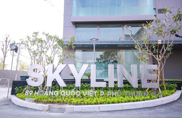 An Gia Skyline, Quận 7 Căn hộ chung cư An Gia Skyline tầng cao view thành phố tuyệt đẹp.