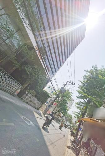 Nhà phố Quận Tân Bình Nhà phố mặt tiền đường Tân Hải, kết cấu 1 trệt 3 lầu kiên cố.