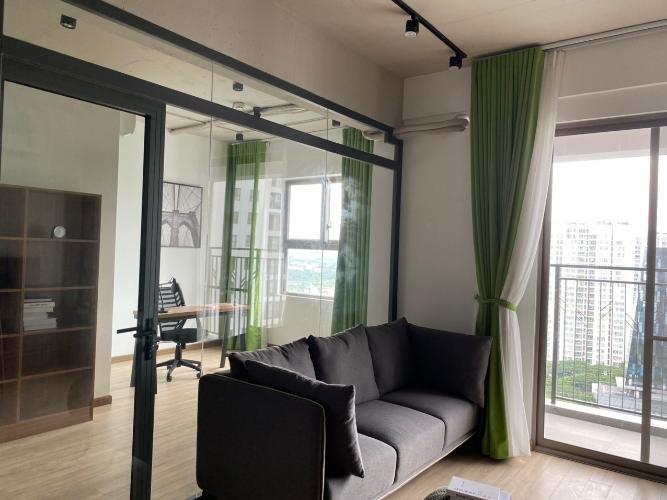 Nội thất Saigon South Residence   Căn hộ Saigon South Residence tầng cao, view nội khu hướng Tây.