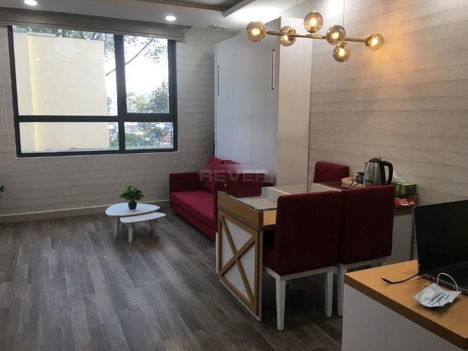 Căn Officetel The Everrich Infinity tầng 5, đầy đủ nội thất.