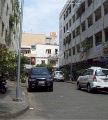 Chung cư Trần Quang Diệu, Quận 3 Căn hộ chung cư Trần Quang Diệu nội thất cơ bản, hướng Đông Nam
