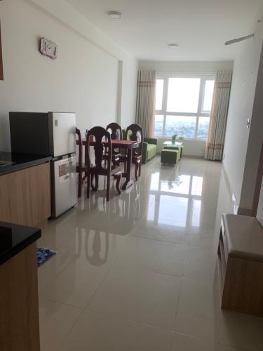 Phòng khách Saigon Gateway, Quận 9 Căn hộ Saigon Gateway ban công hướng Tây, view thoáng mát.