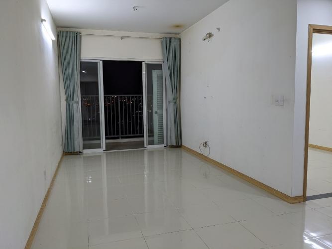 Căn hộ Jamona City tầng 15 có 1 phòng ngủ, không có nội thất.