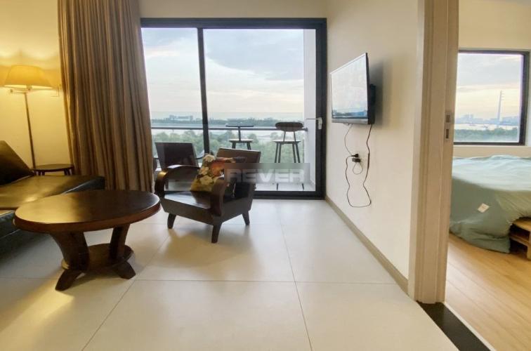 Căn hộ New City Thủ Thiêm tầng 06 đầy đủ nội thất, view sông thoáng mát