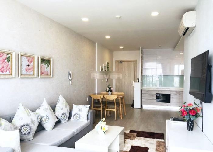 Căn hộ có 3 phòng ngủ Riva Park diện tích 107m2, đầy đủ nội thất.