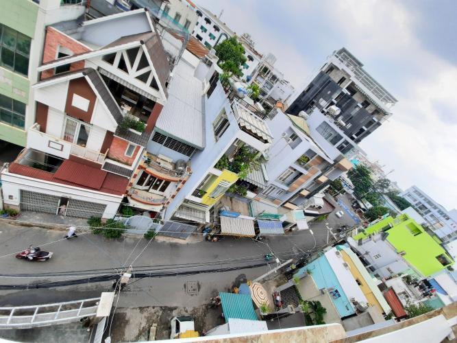 Hẻm 6m nhà phố Nguyễn Văn Luông, Quận 6 Nhà phố hẻm xe tải 6m, hướng Tây Nam, diện tích 184.5m2.