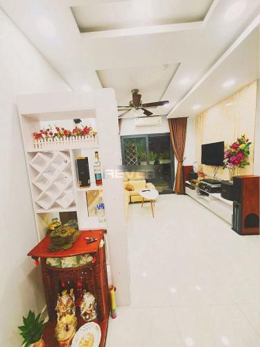 Căn hộ tầng cao Tecco Central Home nội thất đầy đủ